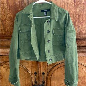 Structured Utility Jacket